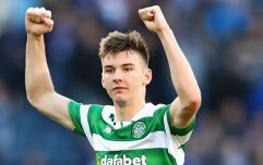 Arsenal make improved bid for Celtic's Kieran Tierney