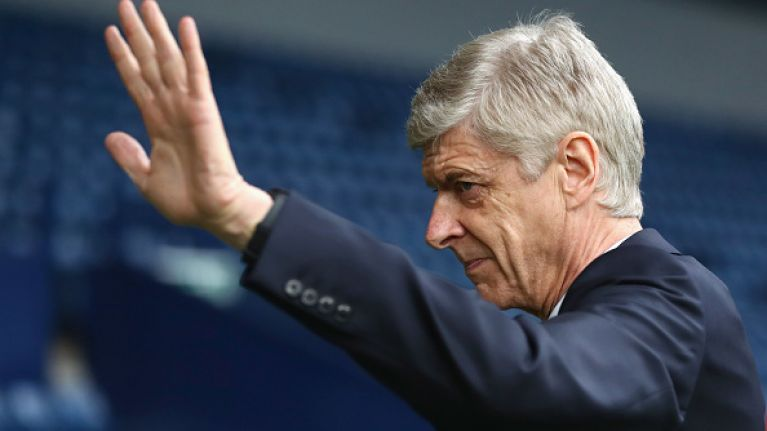 Reports emerge about Arsene Wenger's decision and Arsenal fans are losing the plot