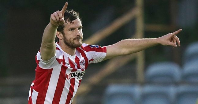 Derry City release beautiful statement in honour of Ryan McBride
