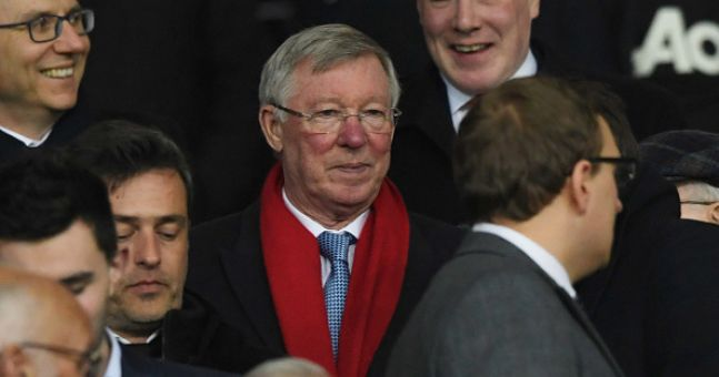 Alex Ferguson is set to make a return to the Old Trafford dugout