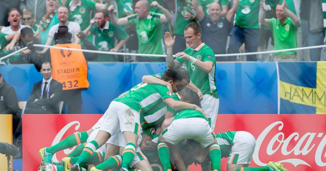 QUIZ: Can you name the 23-man Irish squad that went to Euro 2016?