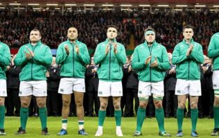 Two Munster players are the sole Irish representation for the Six Nations player of the tournament