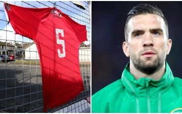 Shane Duffy offers generous gesture to Ryan McBride's family as football world comes together