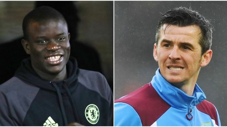 You probably won't agree with Joey Barton's view of N'Golo Kante