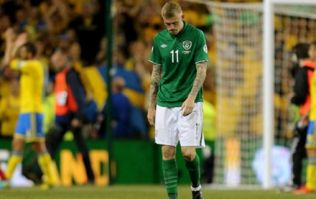 James McClean wants to commemorate Ryan McBride with touching tribute against Wales