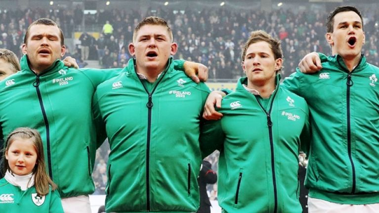 No arguing about Ireland's Player of the Six Nations but Tadhg Furlong pushed him close
