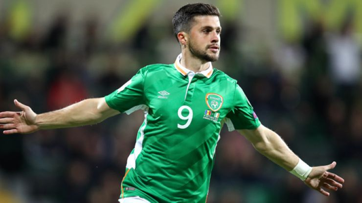 There's a very understandable reason why Shane Long shouldn't start against Wales