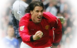 Ruud van Nistelrooy picks the best player he's ever played with