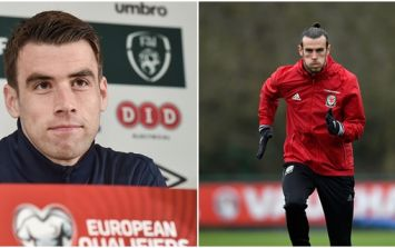 Seamus Coleman may have just hinted how Ireland will deal with Gareth Bale