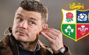 Brian O'Driscoll has changed his mind about a Lions bolter and picked an Irishman