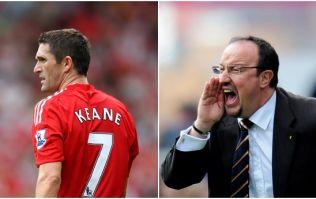 Rafa Benitez' masterplan for Robbie Keane made no sense at all