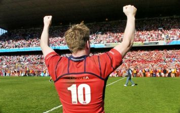 'We were embarrassed, and it f**king hurt. It hurt watching Munster be so good'
