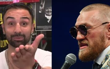 It's getting harder for Conor McGregor to justify ignoring Paulie Malignaggi's request