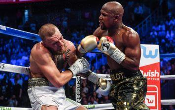 Conor McGregor vs Floyd Mayweather proved gambling's number one rule rings true