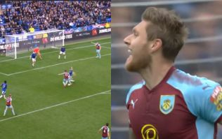 Jeff Hendrick scores a type of goal that you'll probably never see him score for Ireland