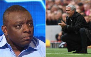 "Garth Crooks labels Jose Mourinho's tactics ""cowardly"""