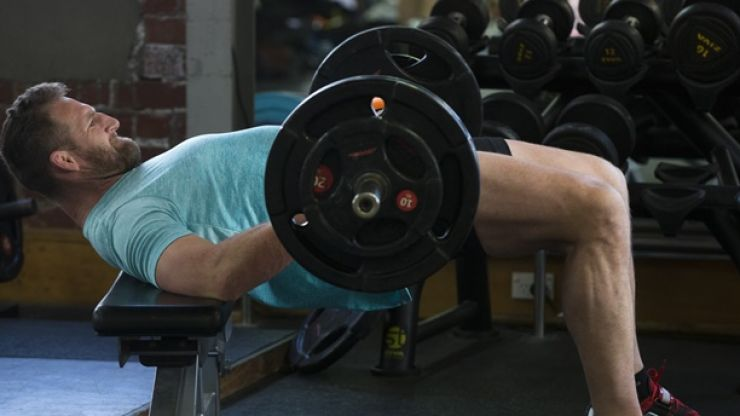 Dublin gym-goers experience their own nightmare because of storm
