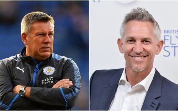 Gary Lineker's suggestion for next Leicester manager definitely won't happen
