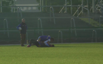 WATCH: Roscommon A vs B matches look seriously intense