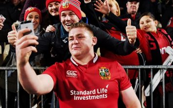 Rory Best admission about Tadhg Furlong on Lions Tour shows how far he's come