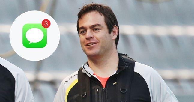 Johann Van Graan's phone messages about Munster job confirmed what he already suspected