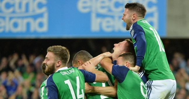 One Northern Ireland player would walk right into the Republic of Ireland team