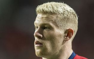 James McClean backs MTK Global boycott of Irish media