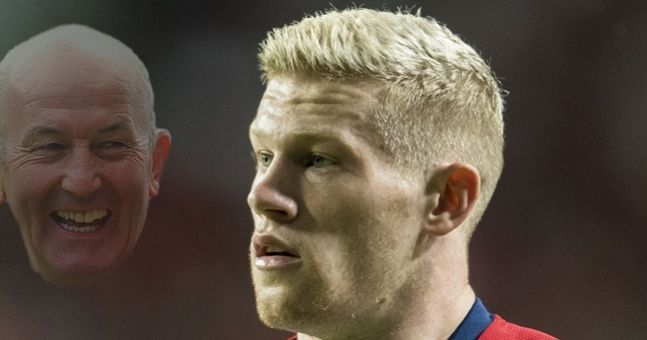 """""""He won't be playing for me for what he's done for Wales"""" - Tony Pulis and James McClean meet again"""