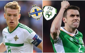 A United Ireland 11 using the best from Northern Ireland and the Republic