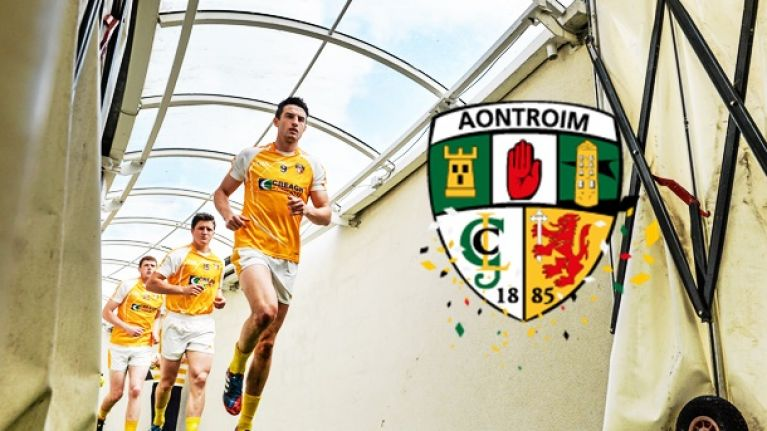 17-year-old Antrim starlet scored 4-4 from play in under-21 Championship