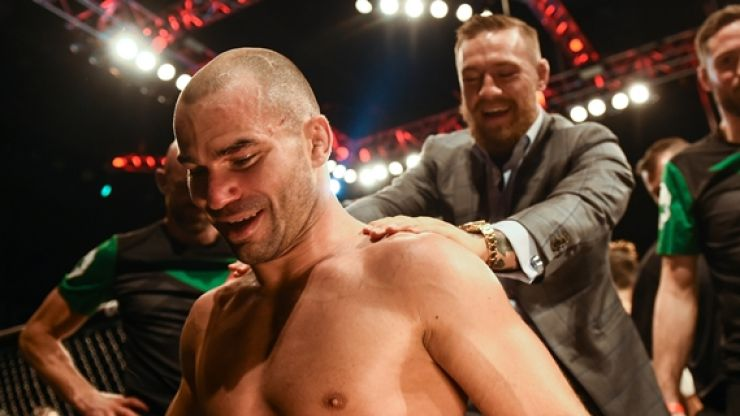 Paulie Malignaggi accepts Artem Lobov's fight offer