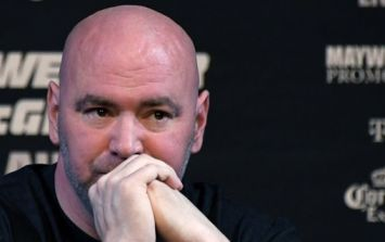 One problem with Dana White's comments regarding Money Fight PPV buys