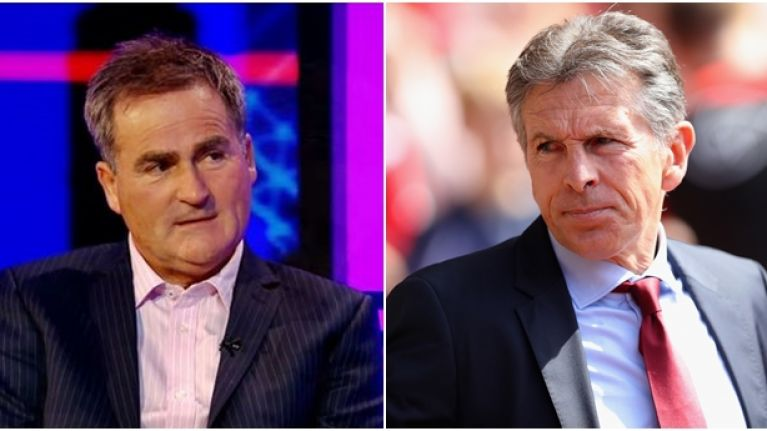 Richard Keys completely overreacts to Leicester City's decision to appoint Claude Puel