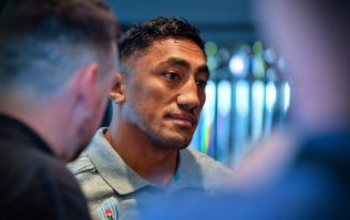 It wounds your heart to see the bullshit Bundee Aki already has to deal with