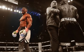 Anthony Joshua's next three fights have been revealed