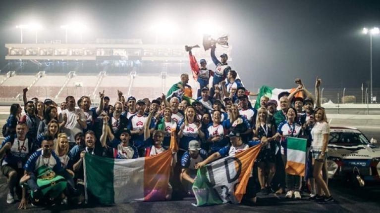 Cork man wins Formula Drift world championship