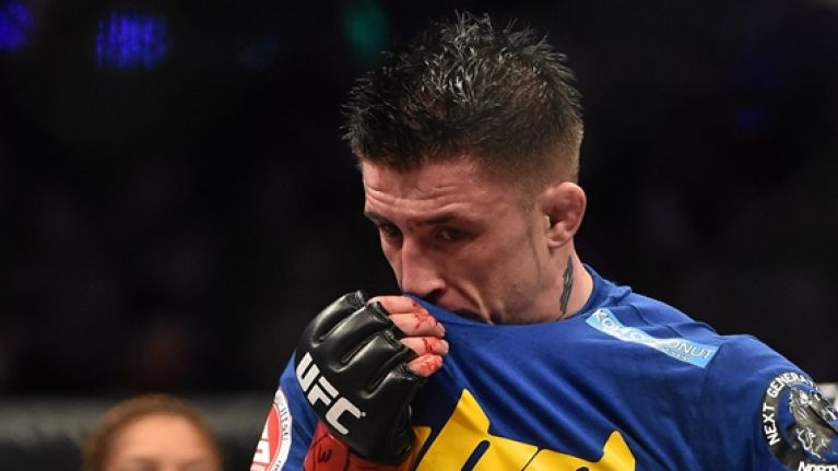 Norman Parke loses title fight following agonising weight cut