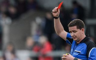 10 sent off in Leinster championship clash