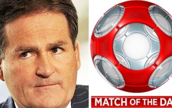 Richard Keys' latest tweet is being absolutely torn apart by football fans