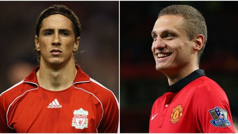 Liverpool fans might be surprised by Nemanja Vidic's view of Fernando Torres
