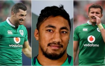 Ireland's starting team to face South Africa will have a couple of big calls