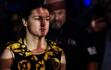 There may be a problem with targeted venue for Katie Taylor's first title defence