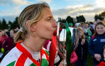 Cora Staunton did a Cora Staunton to win a Connacht Senior Championship