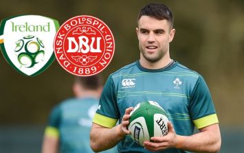 Conor Murray's plans to catch Ireland's World Cup playoff on his phone if he has to