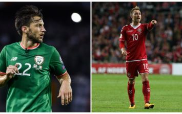 Ireland won't be able to man mark Christian Eriksen in Copenhagen