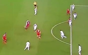 WATCH: James Milner's first touch had the football world swooning