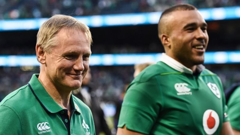'There were players in this situation before that were called up' - Simon Zebo hopeful of Six Nations recall