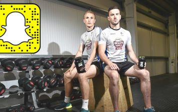 The 11 most common Snapchats sent from the gym