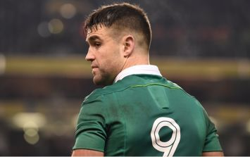 Conor Murray jokes about the messages he usually gets after big matches