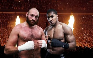 Tyson Fury aiming for Anthony Joshua fight next summer